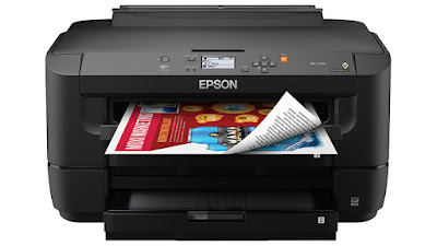 Epson WorkForce WF-7110DTW Printer Driver Download