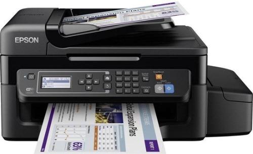 Epson Ecotank all in one inkttank printer