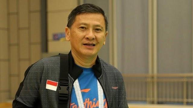 Pelatih Tunggal Putra Pelatnas Hendry Saputra Berstatus PDP Covid-19