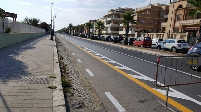 Ciclabile ad Ostia: atto illegittimo o progetto approvato?