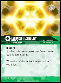 Equip type: Enhanced Technology