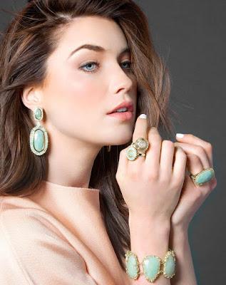 amazonita gemas modelo