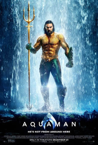 Aquaman (BRRip IMAX 720p Dual Latino / Ingles) (2018)