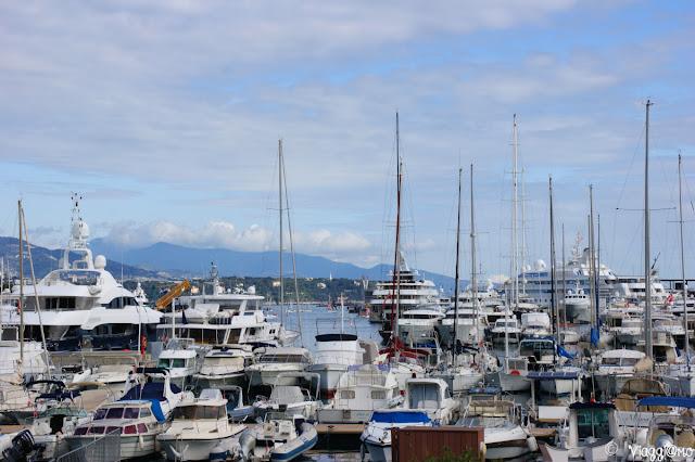 Port Hercule il porto del Principato