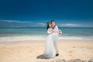 Romantic Oahu Wedding