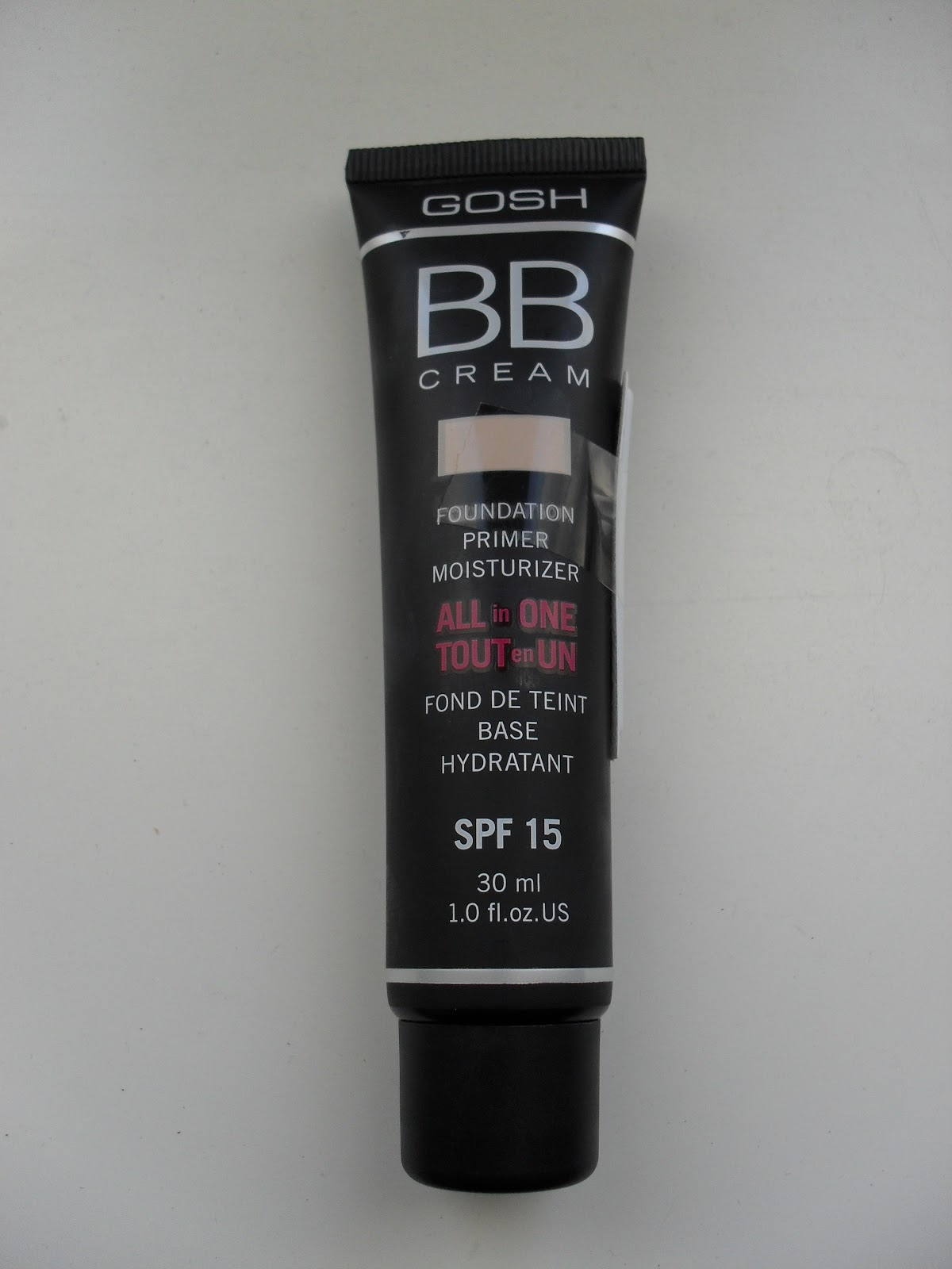lady lockenlicht review gosh all in one bb cream vegan. Black Bedroom Furniture Sets. Home Design Ideas