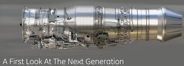 Next generation planes will either by large or they will use new engines that switch between performance and fuel efficiency