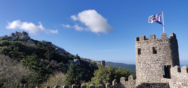 Moorish Castle Photos