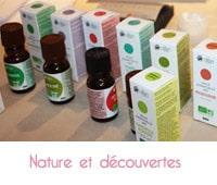 Nature et découvertes : les super-aliments et la cosmétique Bio DIY