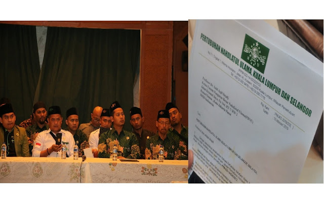 Islam Nusantara Mendunia, Para Ulama Asli Malaysia Dirikan Nahdlatul Ulama