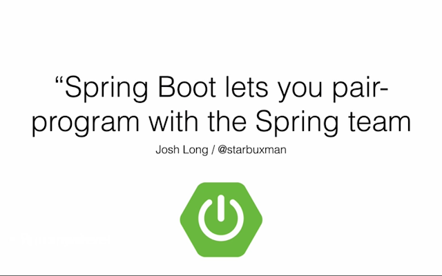 Learn Spring Framework (Spring Boot) to become a better Java developer