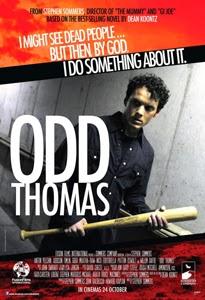Poster original de Odd Thomas