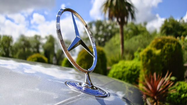 mercedes benz star