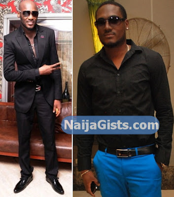 2face idibia's younger brother