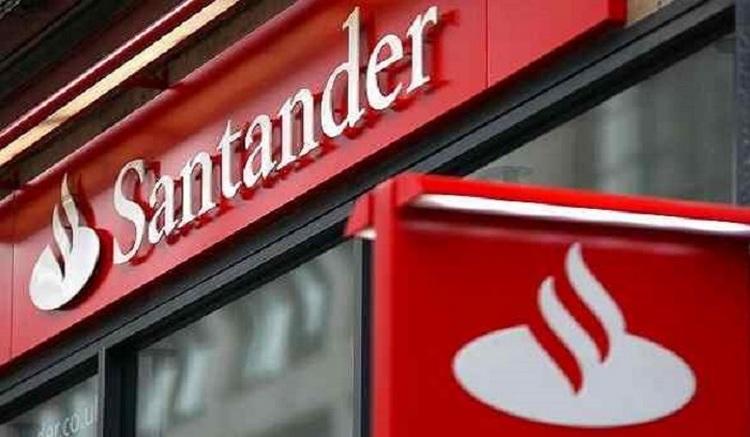 Banco Santander muestra señal de apoyo a favor de AMLO.