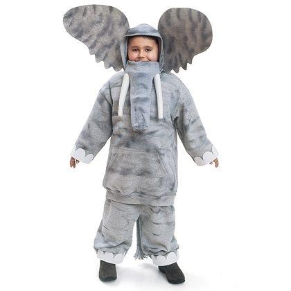 Jumbo Elephant Costume