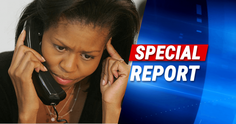 Obama Family Should Be Sweating – Michelle's Right-Hand Woman Caught Escaping Subpoena