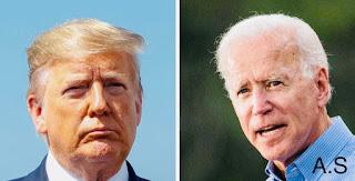 الانتخابات الامريكية.. ترامب يدعو بايدن إلي تحدي مفاجيء قبل المناظرة بينهما
