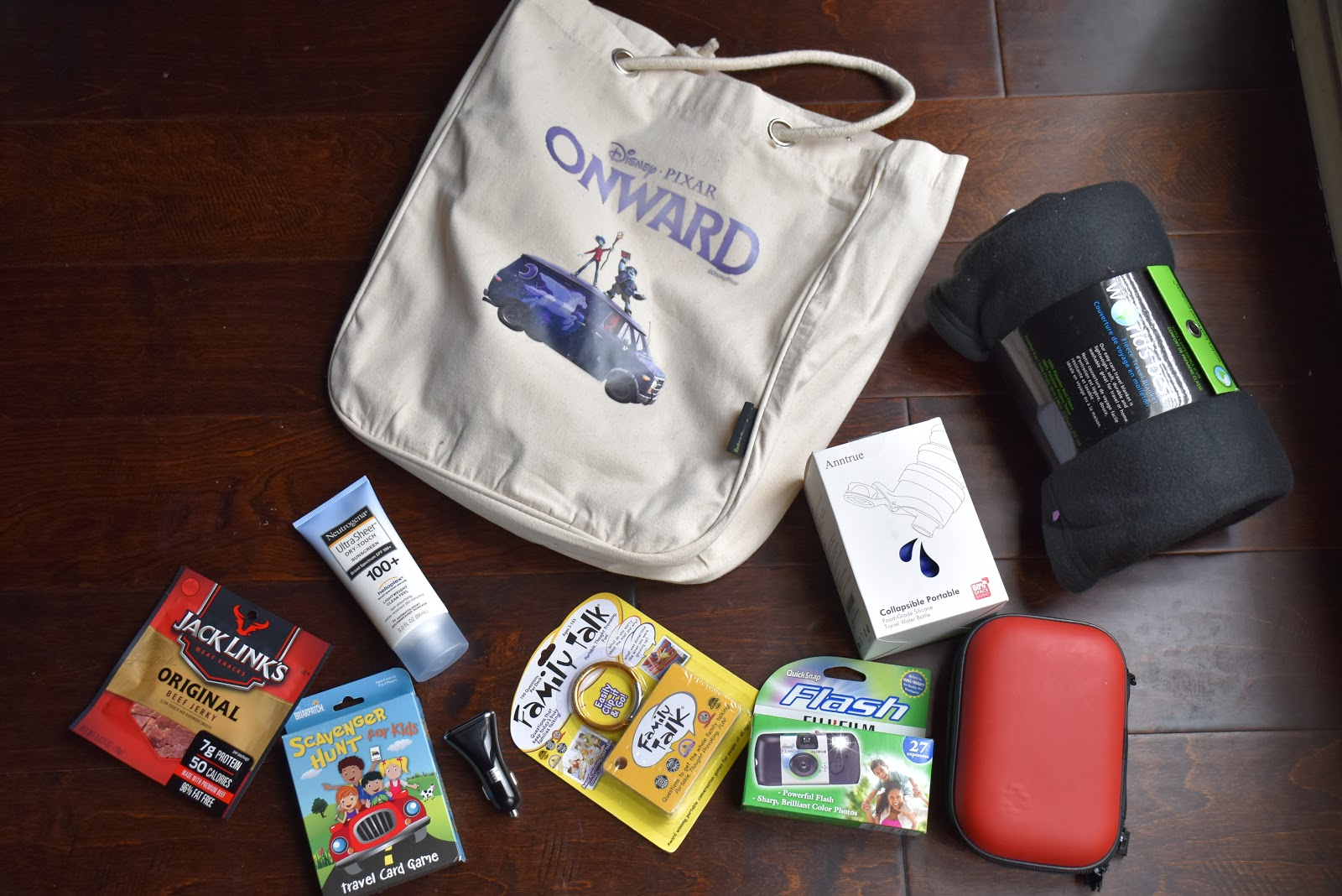 Top 10 Essential Items Needed on Your Next Family Road Trip
