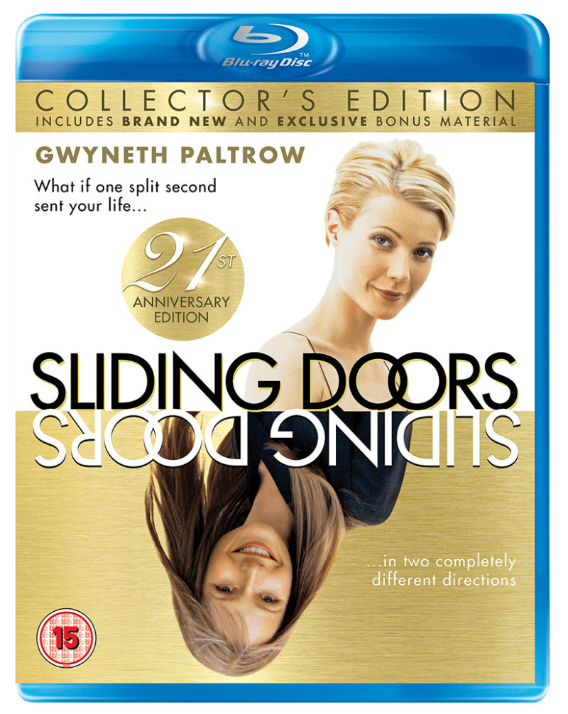 sliding doors bluray