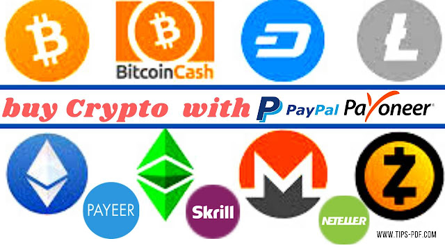 Buy bitcoin online with paypal