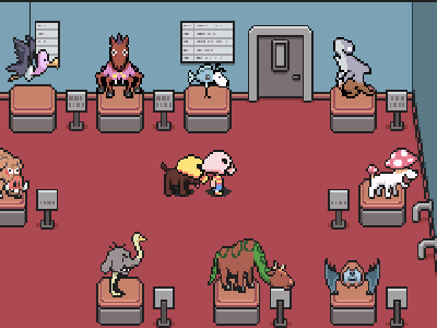 Mother 3 - Museo