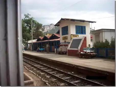 Kanda Ghat - Kalka Shimla Toy Train