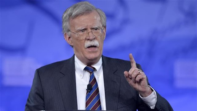 US President Donald Trump can't solve Israel-Palestine conflict: Former US Ambassador to the United Nations John Bolton