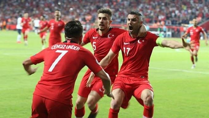 TÜRKİYE EURO 2020 ELEMELERİ Puan Cetveli Ve Maç Fikstürü