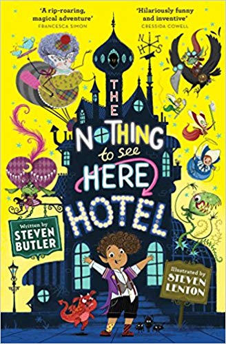 The nothing to see here hotel book review