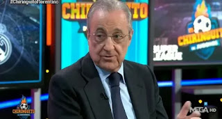 Chairman Florentino Perez explains why Super League was created: Champions League lost it interest