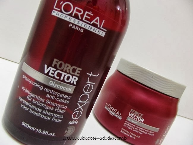 Force Vector Loreal
