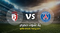 موعد مباراة باريس سان جيرمان ونادي ليل اليوم الجمعة بتاريخ 22-11-2019 الدوري الفرنسي
