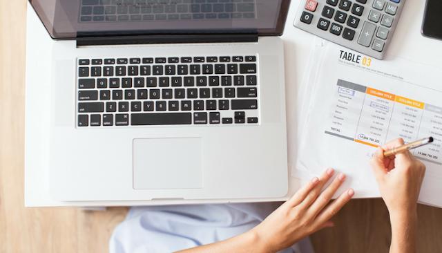 Freelance Membuat Laporan Keuangan