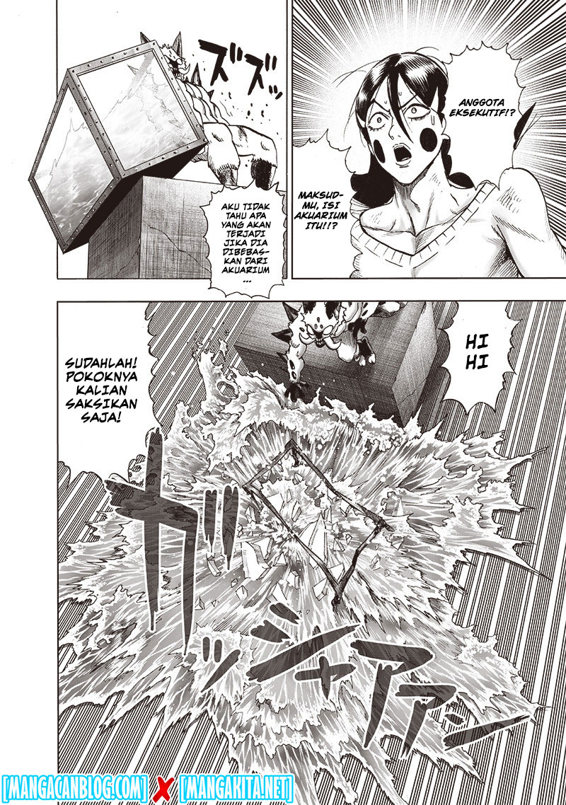 Onepunch-Man: Chapter 164 - Page 15