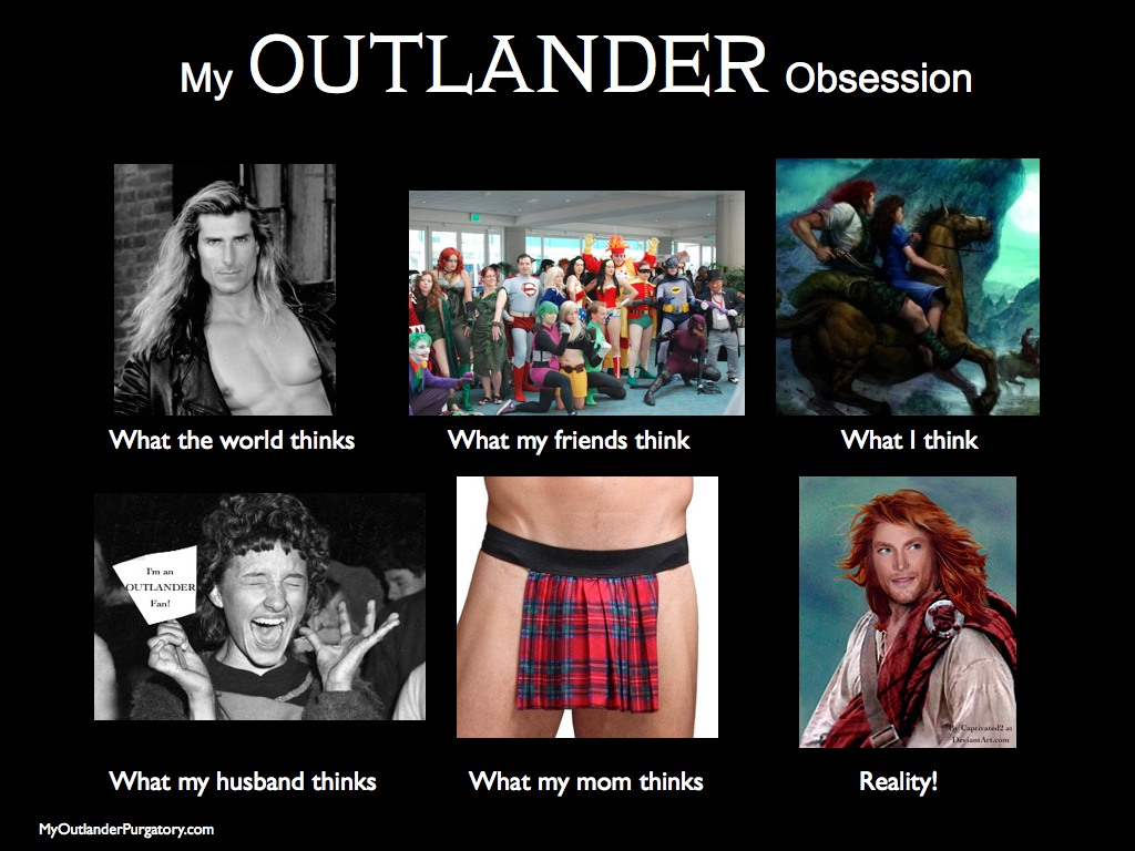 Outlandish Observations A Meme For Outlander Fans
