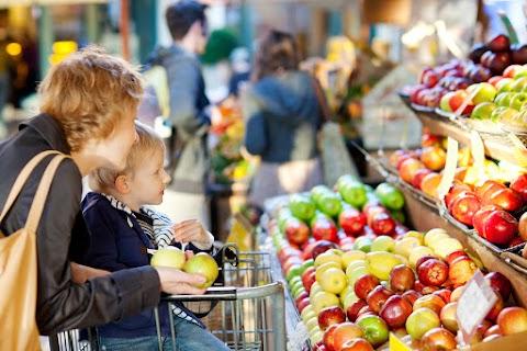 A napi fogyasztási cikkek forgalma 7,7 százalékkal bővült a második negyedévben