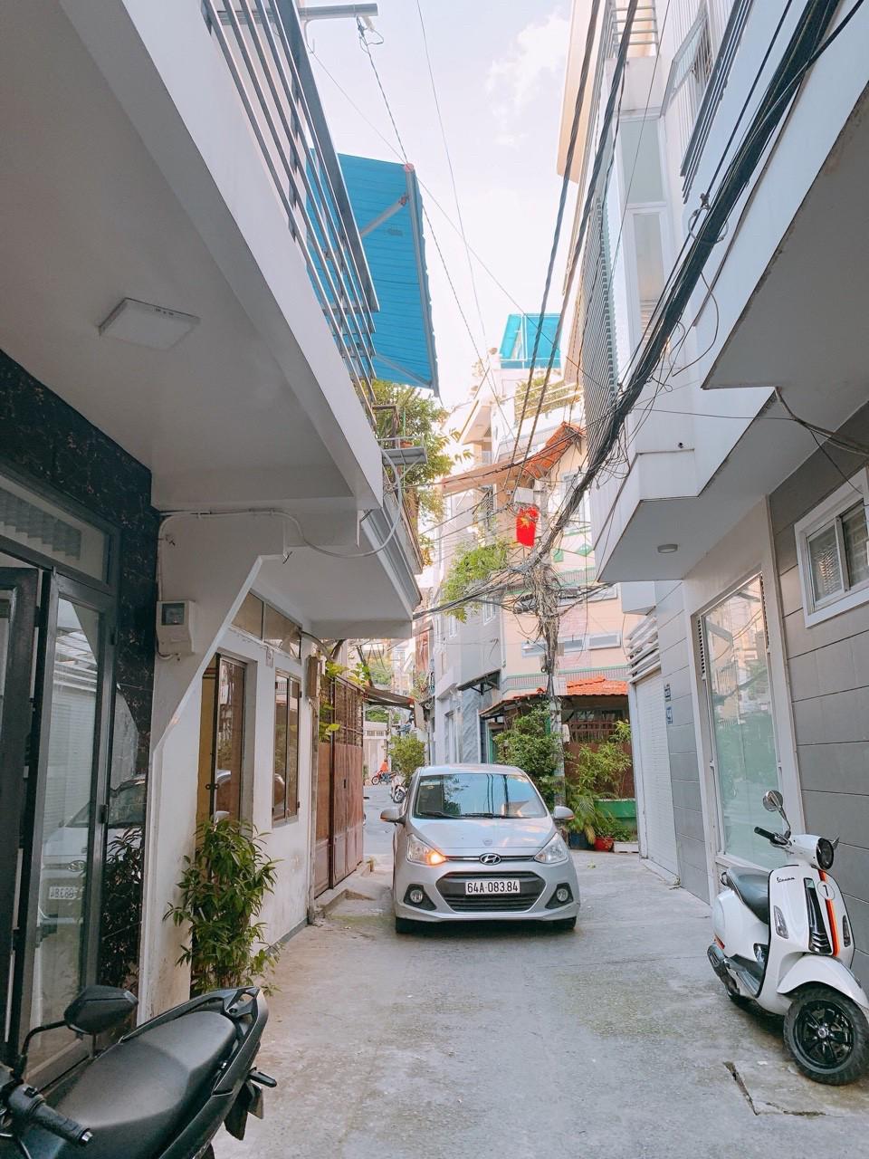 Bán nhà hẻm 45 Nguyễn Văn Đậu phường 6 quận Bình Thạnh dưới 4 tỷ năm 2020