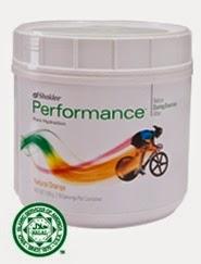 Performance Drink bantu beri tenaga kepada tubuh