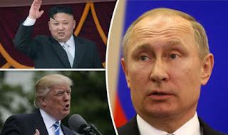 الحرب الكورية الامريكية : روسيا تجلي المواطنين الروس من مناطق الحدود مع كوريا الشمالية