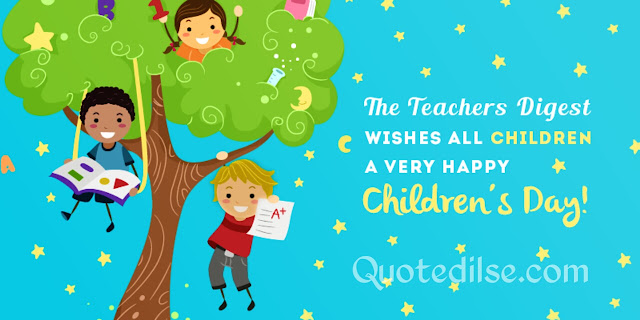 Happy Children's Day Greetings
