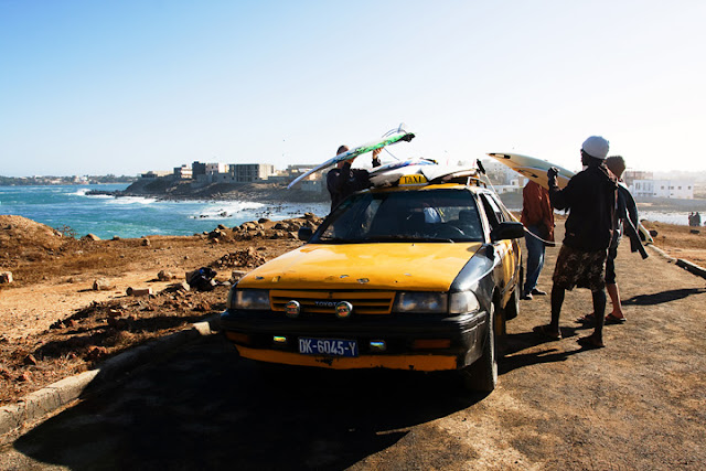 South African filmmaker Jason Hearn has spent the last two and half years documenting many of the country's top surfers riding thousands of perfect waves all over the coast of the African continent and the Indian Ocean islands.