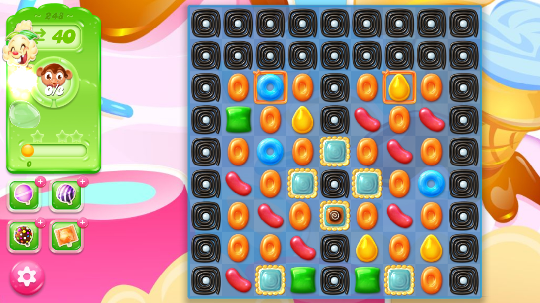 Candy Crush Jelly Saga 248