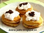 Jogurtové dolky - recept