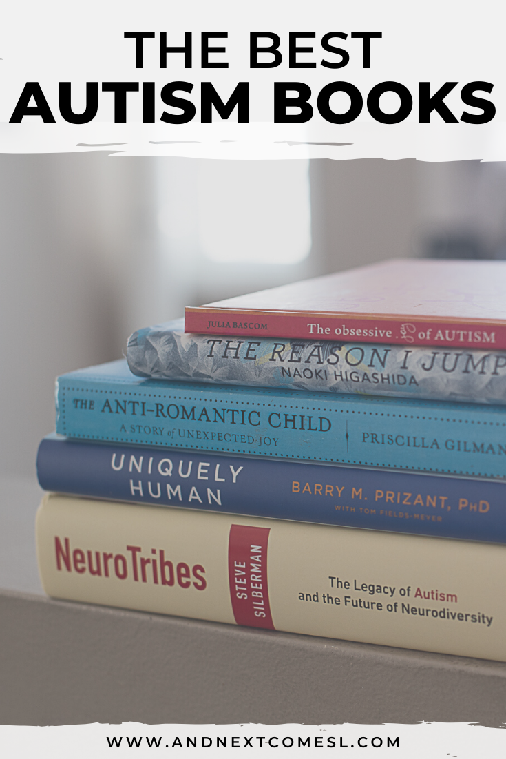 Autism books that everyone should read