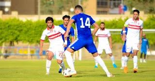 موعد مباراة الزمالك والجونة اليوم الإثنين 26-11-2018 في الدوري المصري