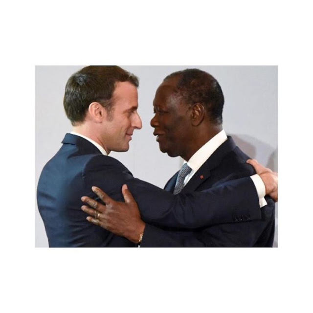 Colonialism was a grave mistake - Macron