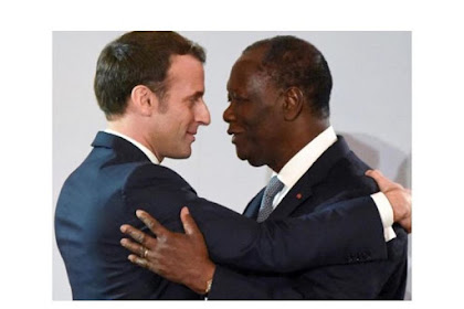 Colonialism Was A Grave Mistake - French President, Macron.