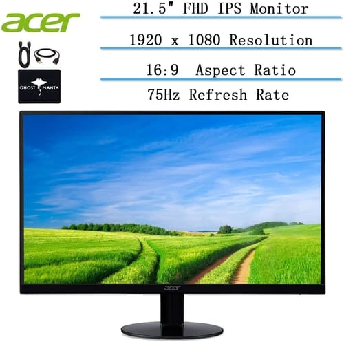 Review 2020 Newest Acer 21 FHD LCD Monitor