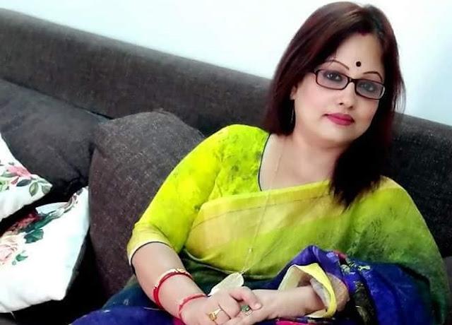 About Me - Mili Sarkar
